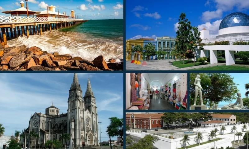 Principais Pontos Turísticos de Fortaleza